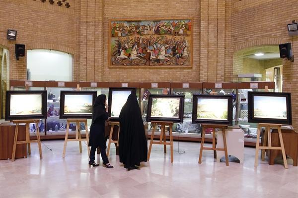 نمایشگاهی از آثار ثبت جهانی در سازمان میراث فرهنگی برپا شد