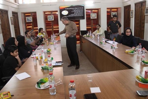 کارگاه آموزشی ارز الکترونیک در بوشهر برگزار گردید