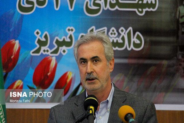 تاکید استاندار جدید آذربایجان شرقی بر پیگیری تخصیص بودجه احیای دریاچه ارومیه