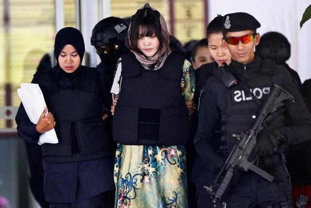 درخواست ویتنام برای آزادی دومین مظنون به قتل برادر کیم جونگ اون