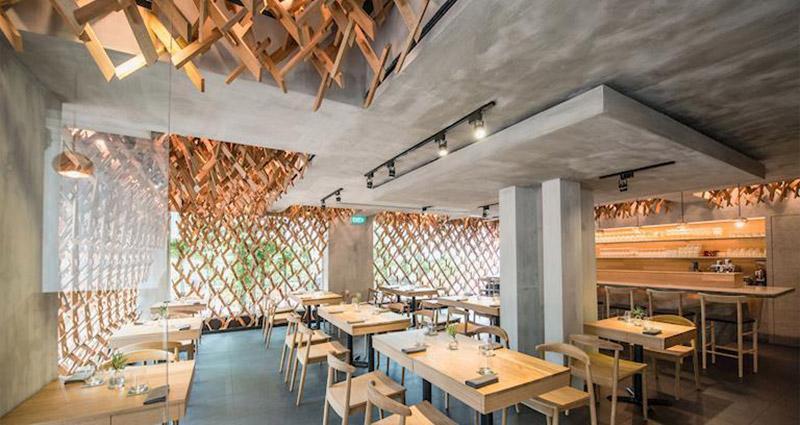 با رستوران های سنگاپور آشنا شوید
