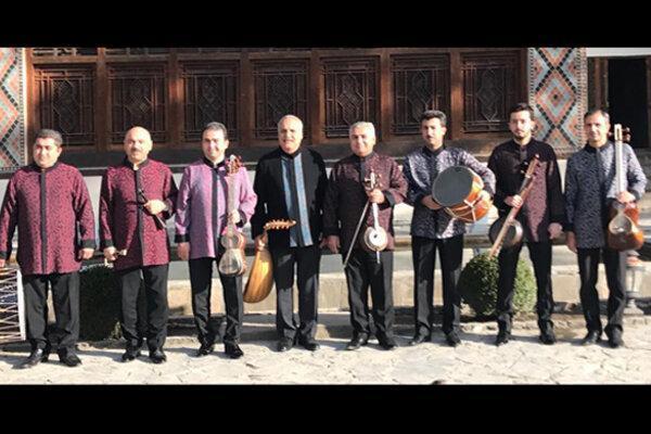 نفس تازه ای از موسیقی آذربایجان در تالار وحدت دمیده شد