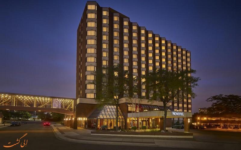 معرفی هتل 3 ستاره نووتل میسیسوژا سنتر تورنتو کانادا
