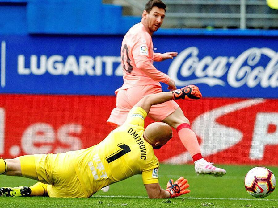 هفته 38 لالیگا؛ توقف بارسلونا اسپانیا در آخرین بازی فصل