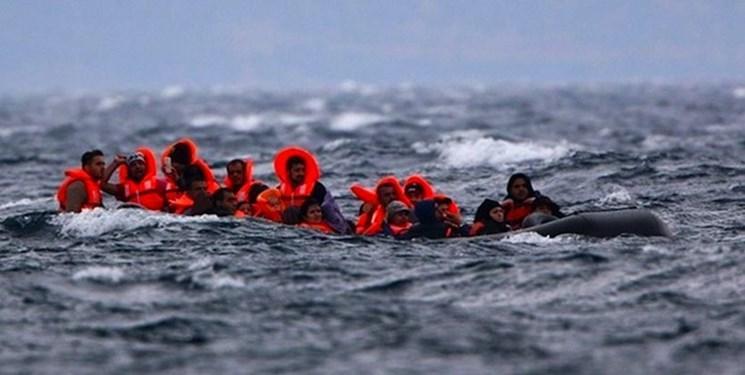 براثر واژگونی قایق پناهجویان در یونان هفت نفر غرق شدند