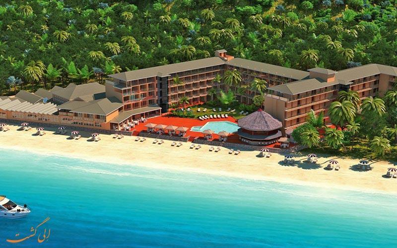 معرفی هتل 4 ستاره کرال استرند در سیشل