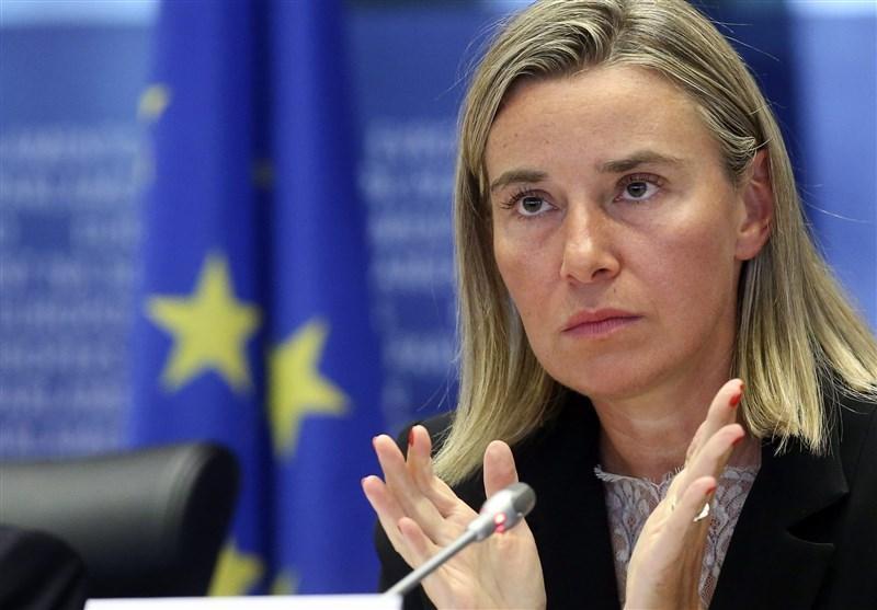 موگرینی: اتحادیه اروپا برنامه ای برای ممنوعیت هوآوی ندارد