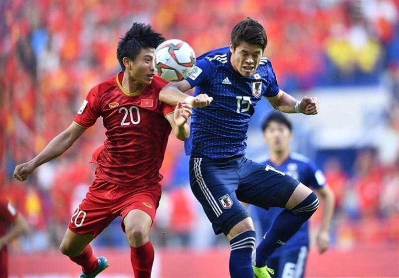 جام ملت های آسیا، تساوی یک نیمه ای ژاپن و ویتنام، VAR گل سامورایی ها را سوزاند