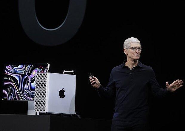 رایانه رومیزی اپل در چین فراوری می گردد