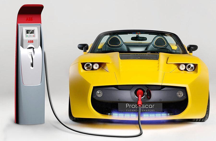 آشنایی با خودروهای الکتریکی