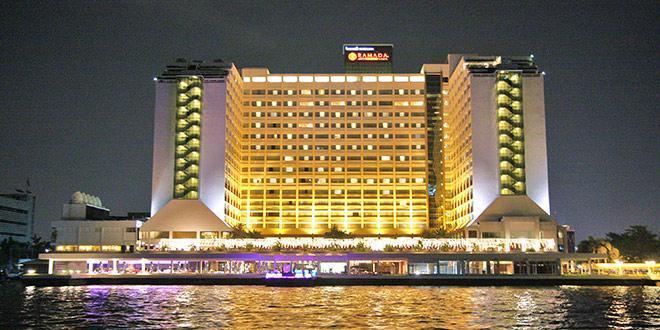هتل رامادا پلازا بانکوک (Ramada Plaza Menam Riverside)