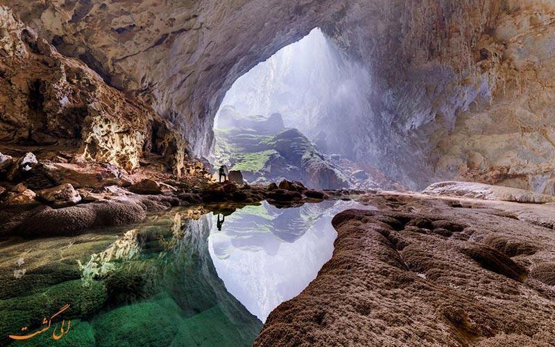 غار سونگ دونگ ویتنام، بزرگترین غار دنیا