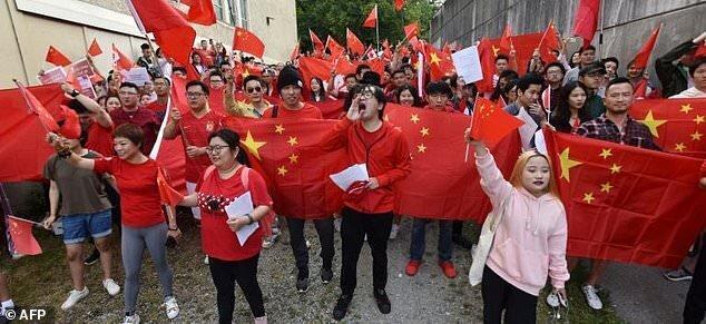 اعتراضات هنگ کنگ این بار در شهرهای کانادا