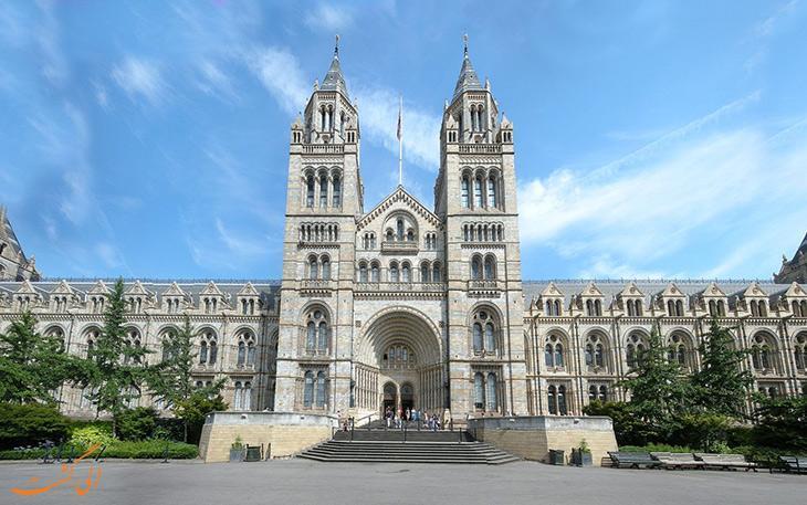 موزه تاریخ طبیعی لندن، دنیایی از شگفتی های تاریخ کره زمین