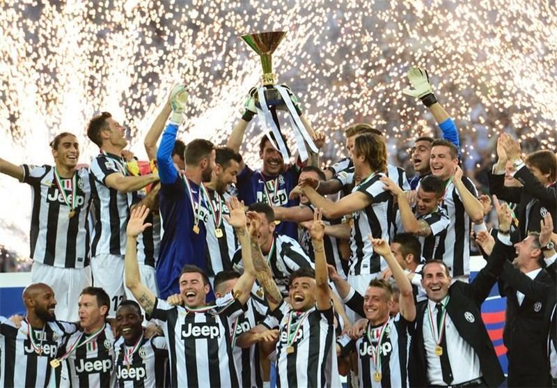 شروع فصل 14- 2013 سری A ایتالیا از 3 شهریور