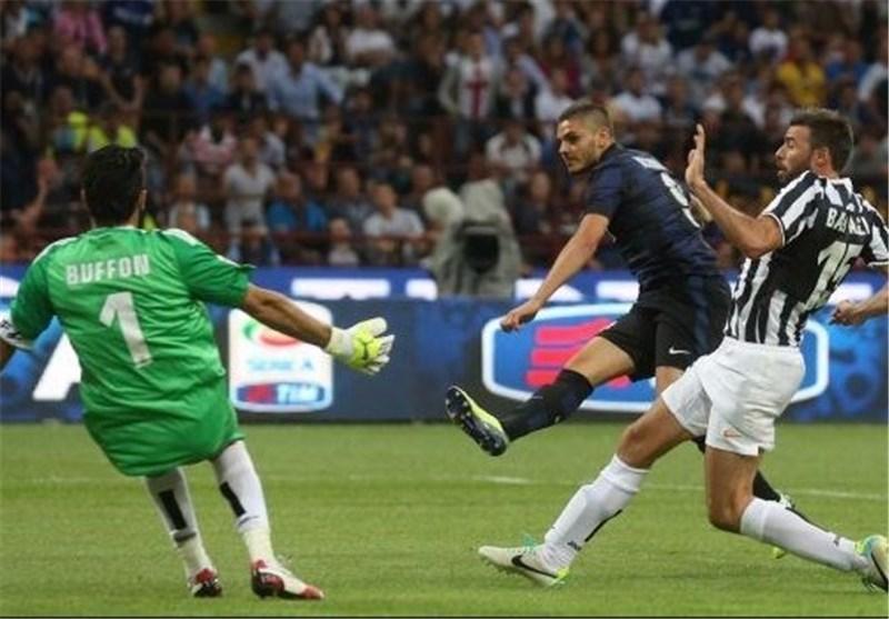 دربی ایتالیا برنده نداشت، ناپولی در صدر جدول ایستاد