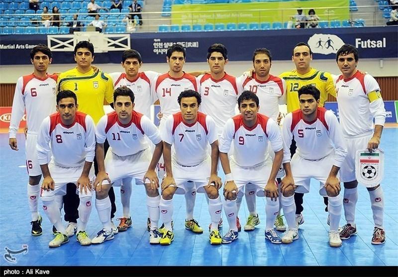 تیم ملی فوتسال ایران به دیدار نهایی صعود کرد، انتقام از تایلندی ها