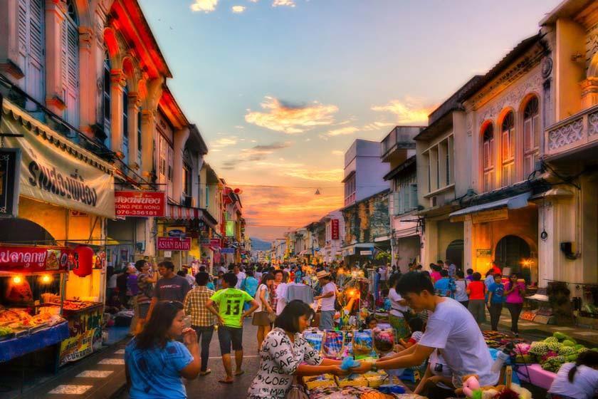 بهترین جاها برای خرید سوغاتی در پوکت، تایلند