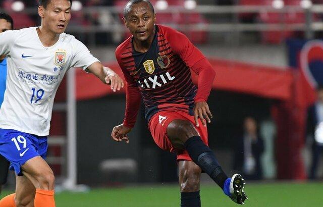 صعود کاشیما ژاپن و گوانجو چین به ایستگاه بعدی لیگ قهرمانان