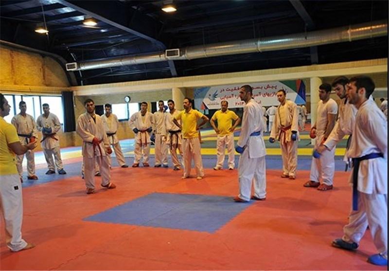 حضور مربی کاراته قم در لیگ جهانی کاراته در اندونزی