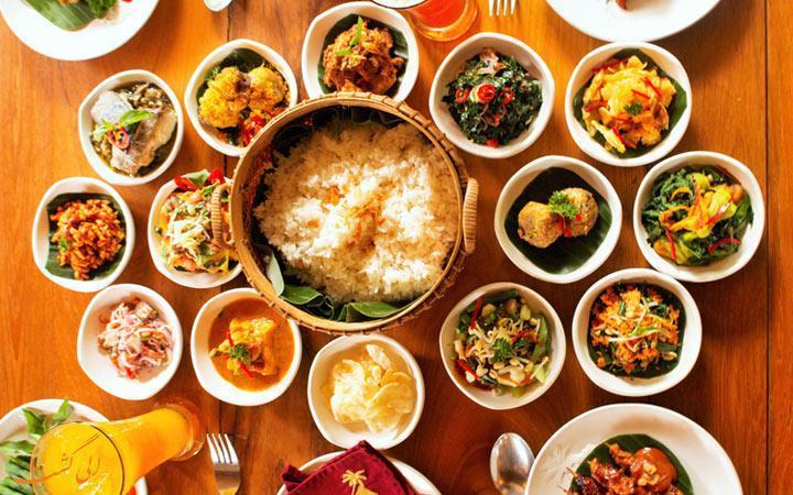 10 غذای پرطرفدار اندونزی