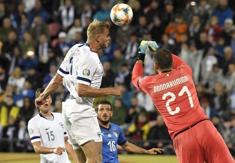 انتخابی یورو 2020، رجحان سخت ایتالیا در خانه فنلاند، پیروزی اسپانیا در شب رسیدن راموس به رکورد کاسیاس