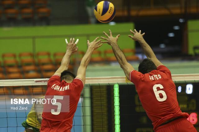 چین تایپه حریف والیبال ایران در دور سوم