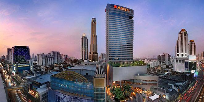 هتل آماری واترگیت بانکوک (Amari Watergate)