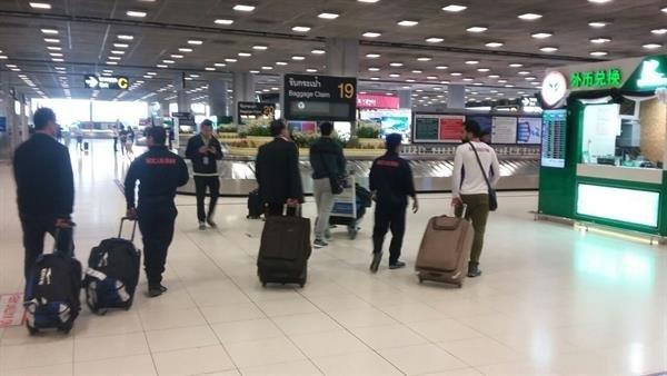 مفقود شدن کوله پشتی ملی پوش وزنه برداری ایران در فرودگاه تایلند