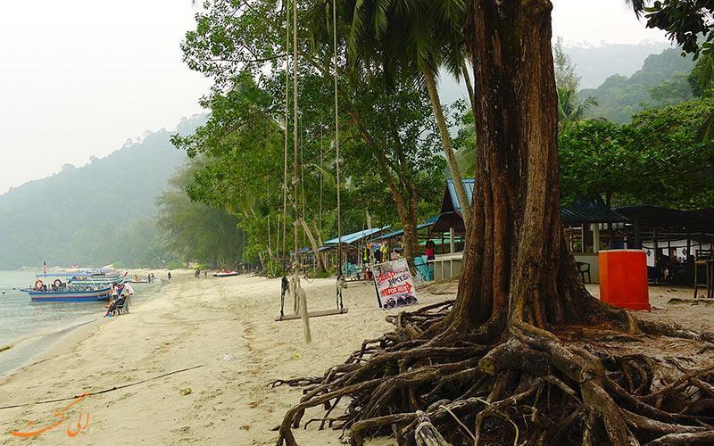 پارک ملی پنانگ در مالزی محلی برای آرامش