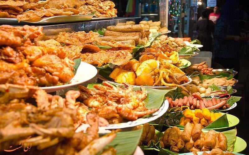 10 غذای خیابانی پرطرفدار از شانگهای