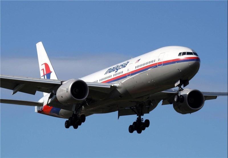 درخواست مالزی از آمریکا برای جستجوی لاشه هواپیما زیر دریا