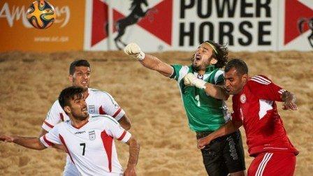 اسامی داوران دیدار تیم ملی فوتبال ساحلی ایران با تایلند اعلام شد