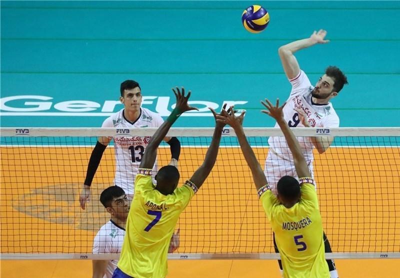 والیبال نوجوانان جهان، ایران به مصاف کوبا می رود