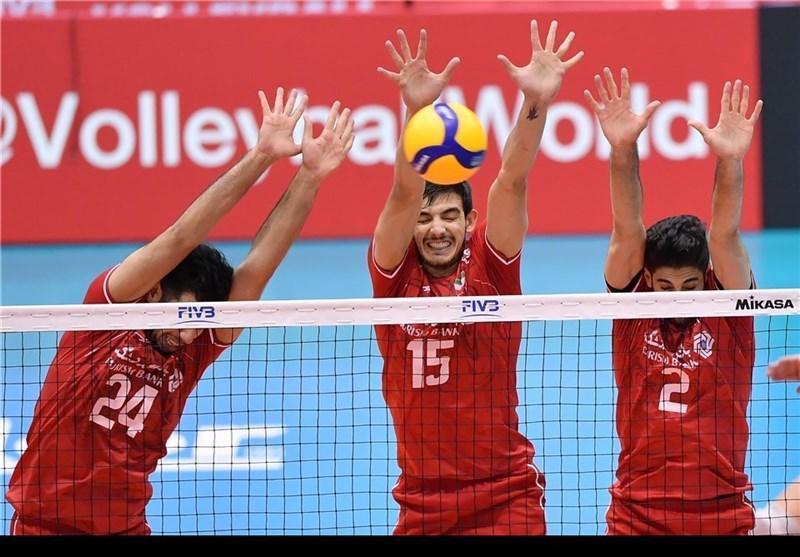 پوشش زنده - جام جهانی والیبال، ایران 2 - ایتالیا صفر؛ یک ست تا پیروزی