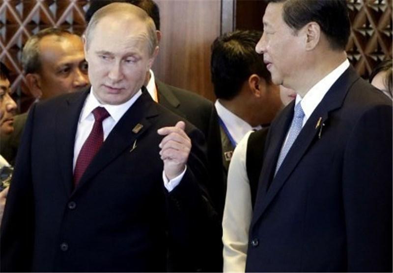 دیدار رؤسای جمهور چین و روسیه