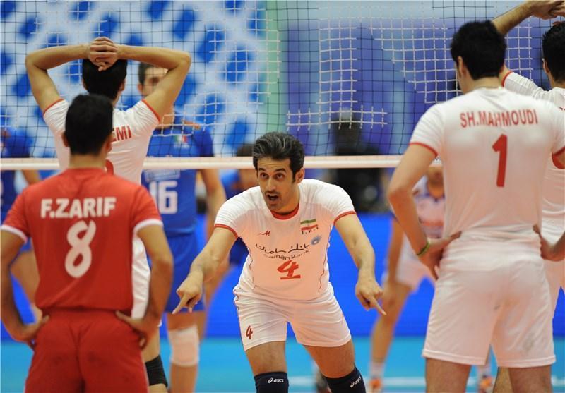 معروف: برندگان واقعی بازی ایران - ایتالیا تماشاگران بودند