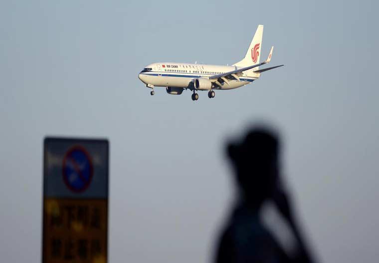 هشدار هواپیمایی چین به مسافران درباره سفر به لندن