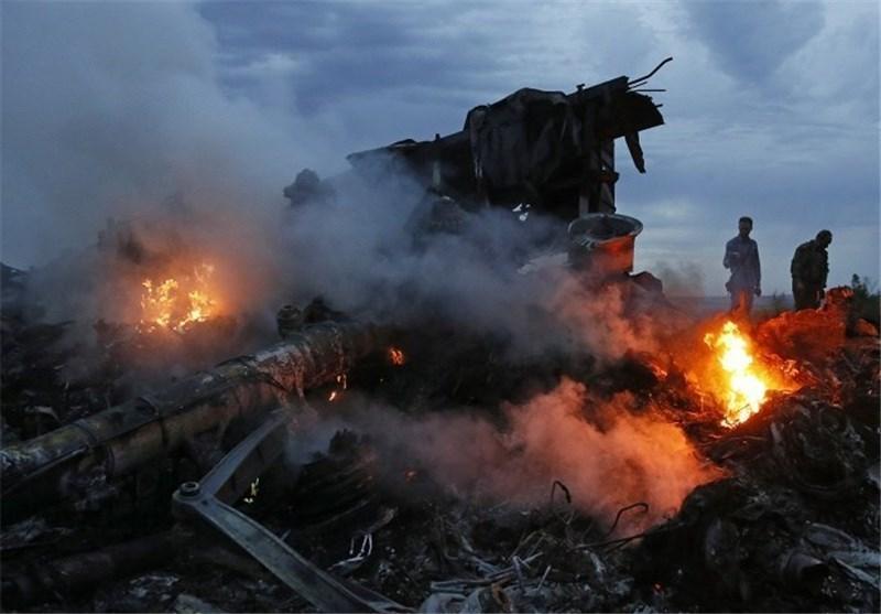 هواپیمای مسافربری مالزی چگونه در 12 ثانیه نابود شد؟