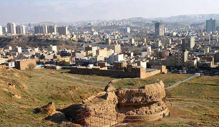 تداوم کاوش های مجموعه ربع رشیدی تبریز با حضور باستان شناسان آلمانی