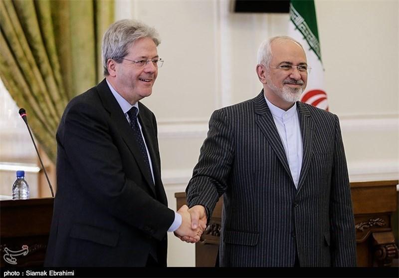 ایتالیا خواهان ازسرگیری روابط مالی و تجاری با ایران شد