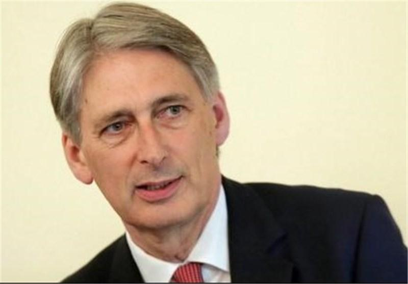 فیلیپ هاموند وزیر خارجه انگلیس شد