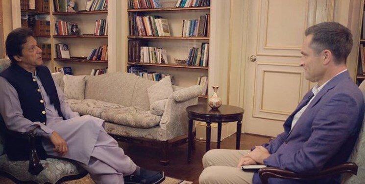 ترامپ درباره ایران از نخست وزیر پاکستان چه درخواستی کرد؟، عمران خان پاسخ داد