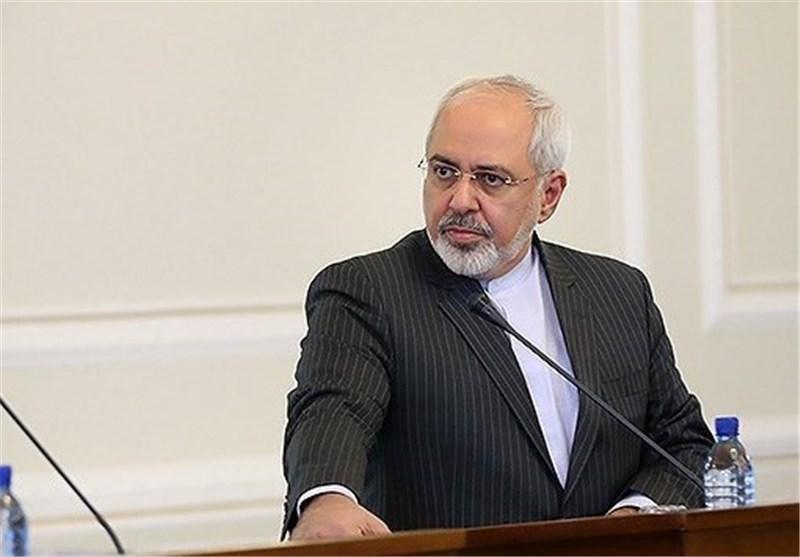 ظریف: ایران به دنبال ایجاد روابط راهبردی با چین است