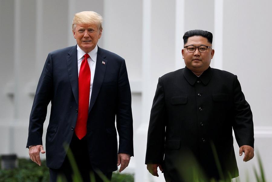کاهش تحریم ها، پیش شرط کیم برای ملاقات مجدد با ترامپ