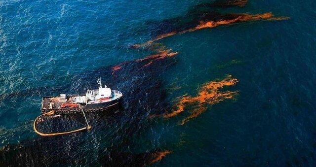 آلودگی جدید نفتی در خلیج فارس ، آغاز عملیات پاک سازی