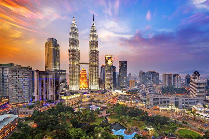 جاذبه های کوالالامپور مالزی