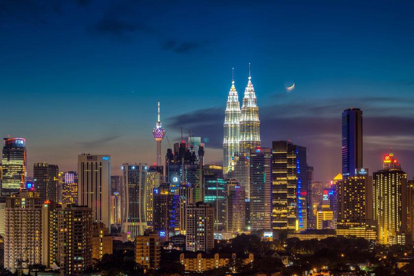 برنامه سفر سه روزه به کوالالامپور مالزی