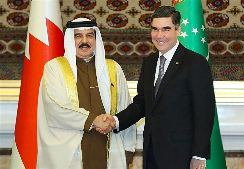 گزارش، نگاهی به محورهای توسعه روابط ترکمنستان و بحرین