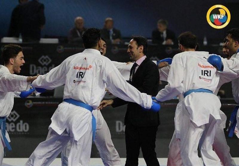 سرانجام شیرین شاگردان هروی با کسب 30 مدال در لیگ های جهانی کاراته وان سال 2019
